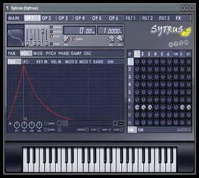 Синтезатор Цитрус